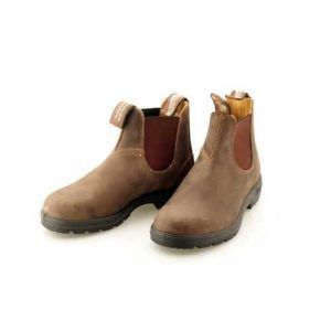 Blundstone 585 Chelsea Boots Rustic Brown