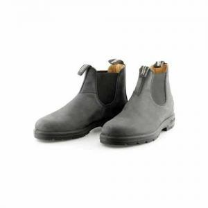 Blundstone 587 Chelsea Boots Slate Black