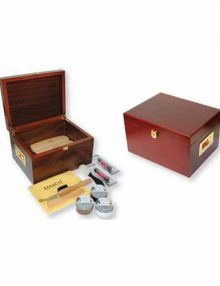 Dasco Valet Box Walnut