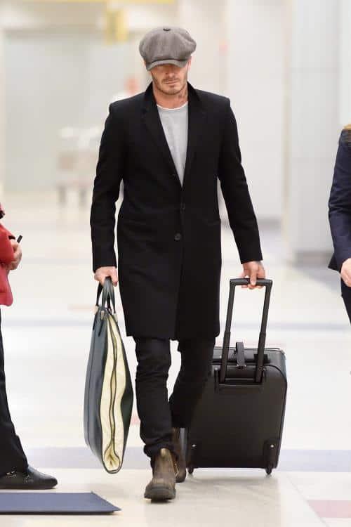 David Beckham Chelsea Boots