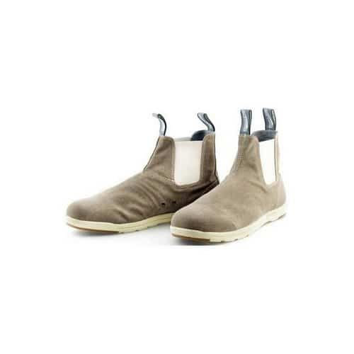 Blundstone 1426 Canvas Boots in Khaki