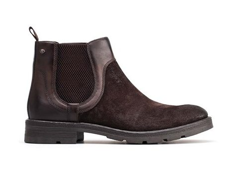Base Patton Chelsea Boots