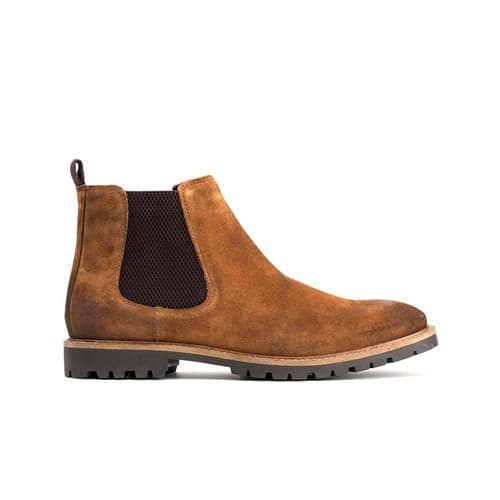 Base Turret Chelsea Boots