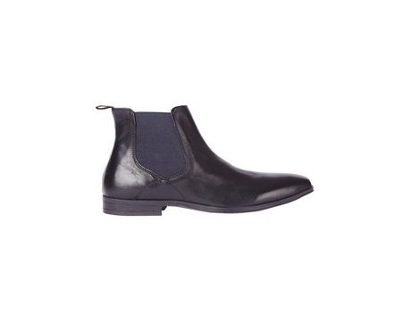 Burton Chelsea Boots in Black