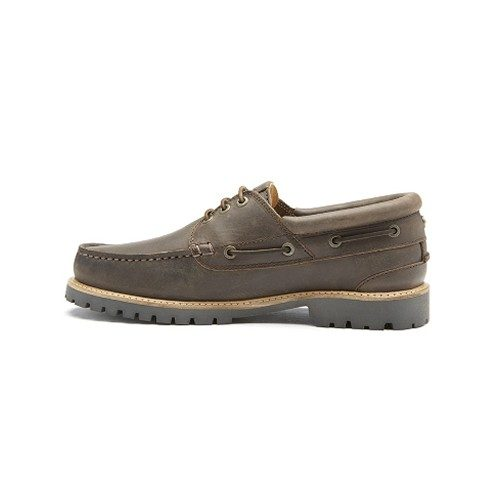 Chatham Sperrin Deck Shoes Brown