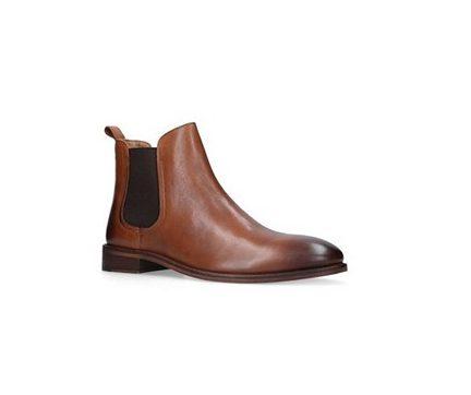 Kurt Geiger Bennett Chelsea Boots