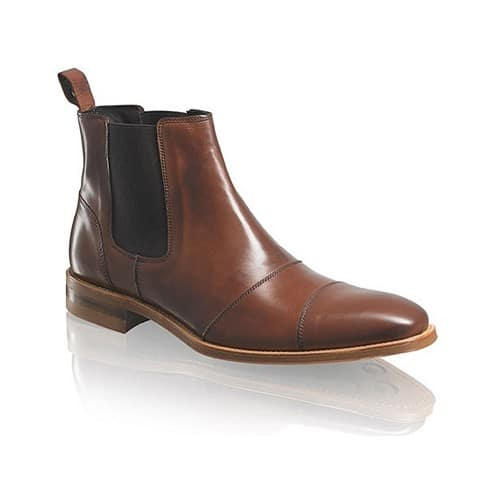 Russell and Bromley Landslide Chelsea Boots