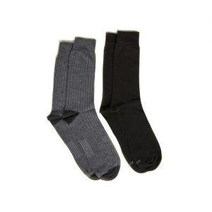 Aigle Everyday Stripe Plain Socks