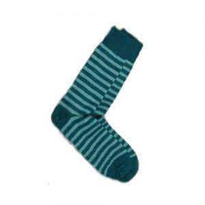 Arbon Alpaca Wool Stripe Socks