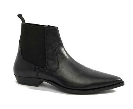 Asos Design Cuban Chelsea Boots