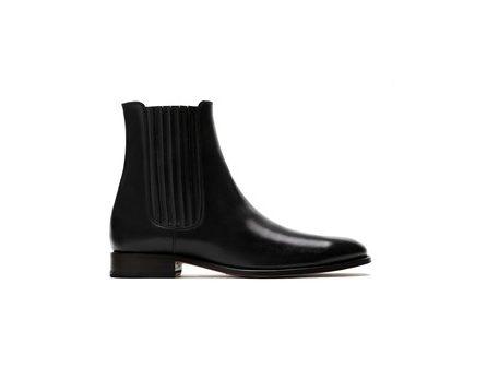 Brioni Chelsea Boots Black