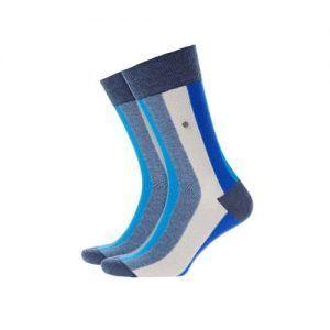 Burlington Vertical Stripe Socks