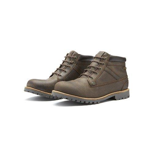 Chatham Grampian Boots Brown