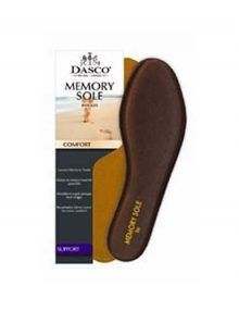 Dasco Memory Foam Sole Insoles