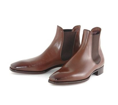 Gaziano and Girling Burnham Chelsea Boots