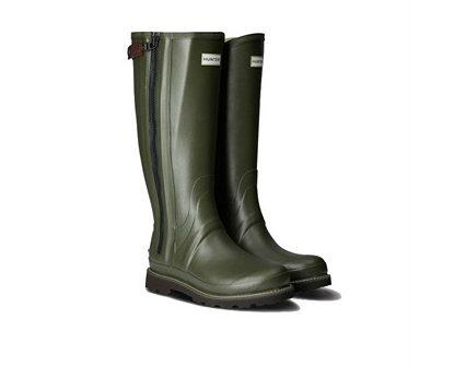 Hunter Commando Wellington Boots