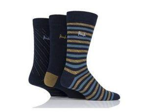 Pringle Alloa Stripe Pattern Socks