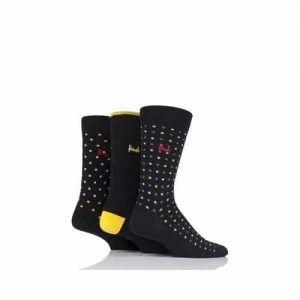 Pringle Selkirk Spotty Socks