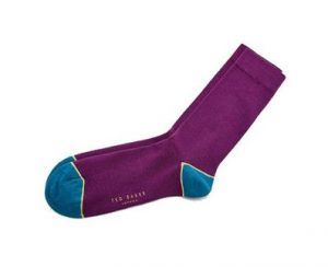 Ted Baker Jack Trim Socks