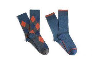 White Stuff Nouveau Argyle Socks