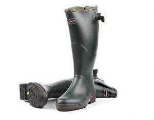 Gumleaf Viking Wide Wellington Boots