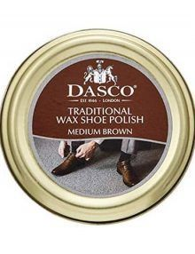 Dasco Shoe Polish Medium Brown