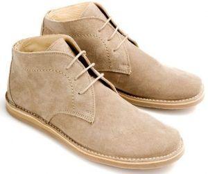 Men's Boots - Desert Boots