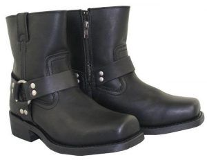 Men's Boots - Harness Boots