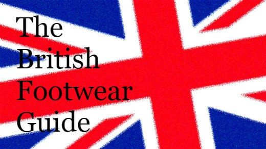 The British Footwear Guide