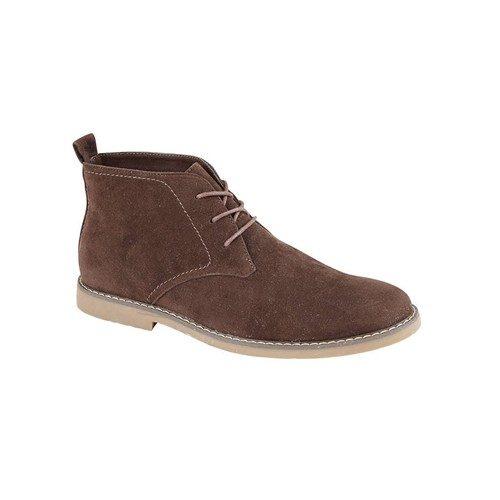 Charles Southwell Panama Desert Boots Brown