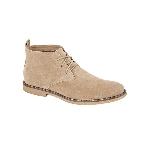 Charles Southwell Panama Desert Boots Taupe