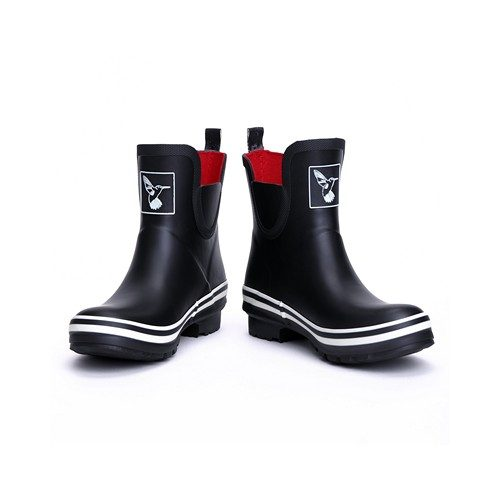 Evercreatures Black Meadow Ankle Boots