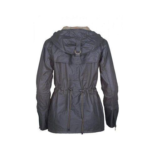 Toggi Ambia Women's Wax Jacket Olive