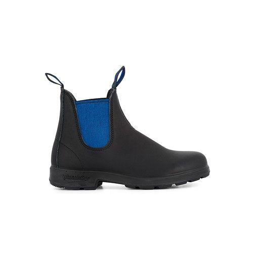 Blundstone 515 Boots Black Blue