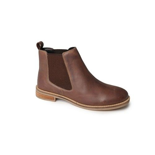 Catesby Jenny Women's Chelsea Boots Waxy Brown