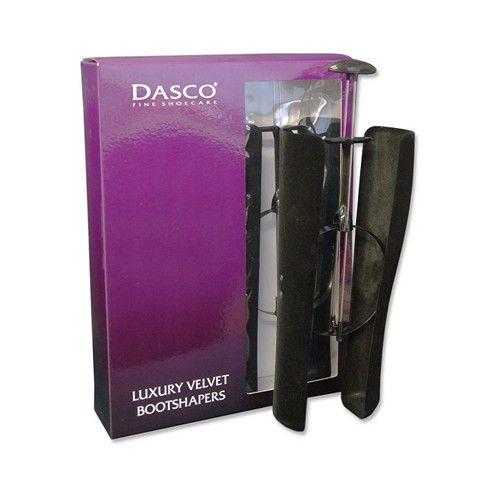 Dasco Luxury Velvet Boot Shapers