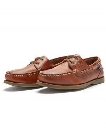 Chatham Deck G2 Men's Shoes Chestnut Brown