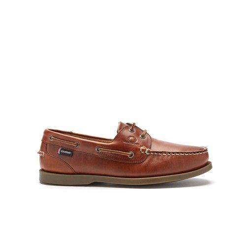 Chatham Deck G2 Men's Shoes Chestnut Brown