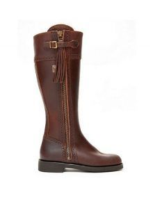 The Spanish Boot Company Classic Boots Brown